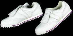 Etonic ST8806 Women's Golf Shoes White Sz 8.5W NEW