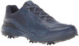 ECCO Men's Strike Gore-TEX Golf Shoe, White, 41 M EU