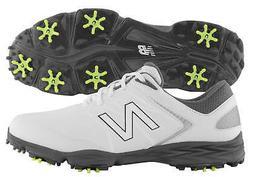 New Balance Striker Golf Shoes NBG2005WGY White/Grey Men's 2