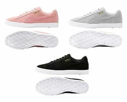PUMA SUEDE G PATCH LIMITED EDITION GOLF SHOES NEW 2019 - PIC