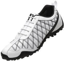 FootJoy Ladies Summer Series Mesh Spikeless Golf Shoes White