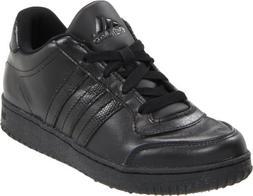 adidas Supercup Low Basketball Shoe ,Black/Black/Black,7 M U