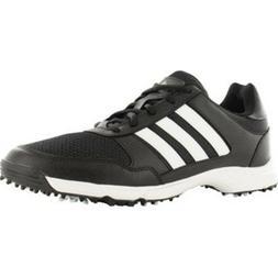 Adidas Tech Response Golf Shoes Core Black White Core Black