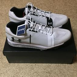 Under Armour Tempo Sport Golf Shoes Size 10 1/2 New In Box