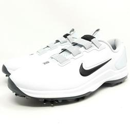 Nike Tiger Woods FastFit Golf Cleats Shoes White CD6300-100