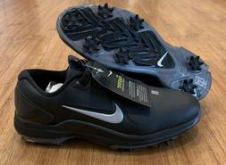 Nike Tiger Woods TW 71 Fast Fit Men's Golf Shoes Size 9 Blac