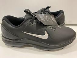 Nike Tiger Woods TW71 Fast Fit Black Golf Shoes CD6300-001 N