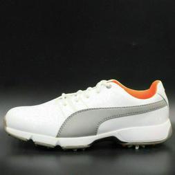Puma Titantour Cleated Jr. 18916901 Boys Golf Shoes Size US