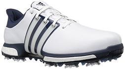 adidas Men's Tour 360 Boost Golf Shoe, WHITE, 11 M US
