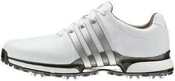 Adidas Tour 360 XT Golf Shoes White/Silver Men's 2019 Boost