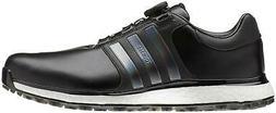 Adidas Tour 360 XT Spikeless BOA Golf Shoes F34191 Black Men