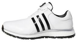 Adidas Tour 360 XT Spikeless BOA Golf Shoes F34188 White 201