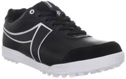 Kikkor Men's Tour Class Golf Shoe,Black Pawn,8.5 D US