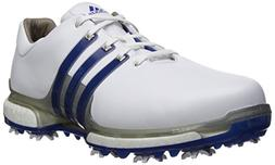 adidas Men's TOUR360  2.0 WD Golf-Shoes, Ftwr White/Collegia