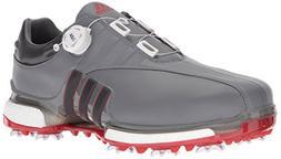 adidas Men's TOUR360 EQT Boa Golf Shoe, Grey Four/Utility Bl