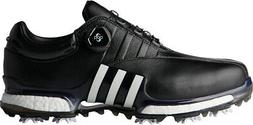 Adidas Tour360 Eqt Boa Spiked Golf Shoes Black - Choose Size