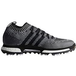 adidas Men's TOUR360 Knit Golf Shoe, core Black/Grey Three F