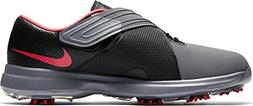 Nike Men's TW'17 Golf Shoes, Cool Grey/Solar Red-Black, 10 M
