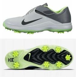 Nike TW '17 Tiger Woods Golf Shoes Grey & Volt 880955 - SI