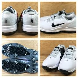Nike TW71 FastFit Golf Shoes Tiger Woods White CD6300-100 Me