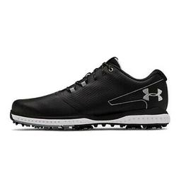 Under Armour UA Fade Rst 2 Mens Golf Shoes Black - 3021527-