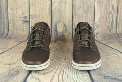 Under Armour UA Golf Tempo Hybrid Mens Spikeless Shoes Brown