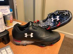 Under Armour UA Jordan Spieth BOA Tour Tips SIZE 8 Golf Clea