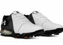 UNDER ARMOUR UA Spieth 2 Gore-Tex Golf Shoe White Black 3000