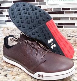 Under Armour UA Tempo Hybrid Mens Spikeless Golf Shoes Sz-13