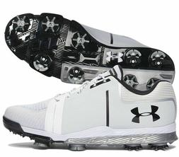 Under Armour UA Tempo Sport Golf Shoes Cleats Mens 11 $150 1