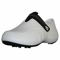DAWGS Men's Ultra Lite MUG Golf Shoe,Dark Brown/Black,8 M US