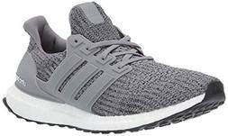 adidas Men's Ultraboost, Grey/Black, 11 M US