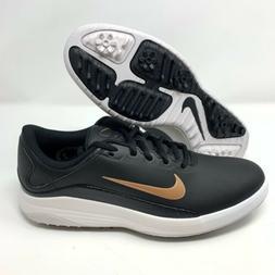 Nike Vapor Golf Shoes Women's Size 6.5 Spikeless Black Fit