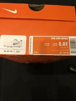 Nike Vapor Pro BOA Golf Shoes Size 10.5M Style# AQ1790-100 B