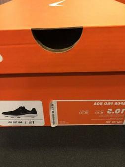 Nike Vapor Pro BOA Golf Shoes Size 10.5M Style# AQ1790-001 B