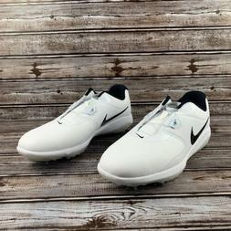 NIKE Vapor Pro BOA White Golf Shoes Men's  AQ1790-100 *NEW