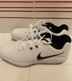 Nike Vapor Pro Golf Shoes AQ2197-101 White Black Mens Golf S