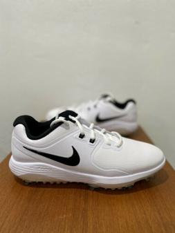 Nike Vapor Pro Golf Shoes Cleats White Black Domino AQ2197-1