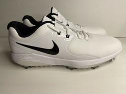 ✅ Nike Vapor Pro Golf Shoes Cleats White Black AQ2197-101