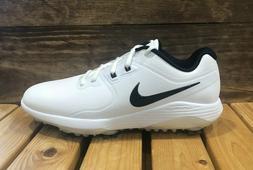 Nike Vapor Pro Golf Shoes Cleats - White Black Lunarlon - AQ