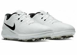Nike Vapor Pro Golf Shoes White Black Waterproof Lunarlon AQ