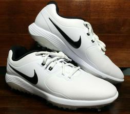 Nike Vapor Pro Lunarlon Golf Shoes Cleat Men Size 10 White B