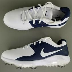 Nike Vapor Pro Soft Spike Golf Shoes Size 9 Mens Cleats Blue