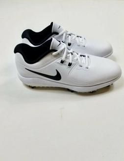 Nike Vapor Pro Waterproof Golf Shoes Men's Size 10 White Bla