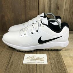 Nike Vapor Pro Waterproof Golf Shoes White/Black  Mens Size