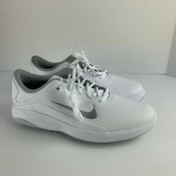 Nike Vapor Women's Golf Shoes Cleats - White Silver - AQ2324