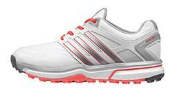 adidas Women's W Adipower S Boost Golf Shoe, Running White/M