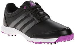 adidas Women's Response Light Golf Shoe, Core Black/Iron Met