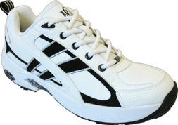 Oregon Mudders Women's WCA300 White/Black Athletic Golf Shoe