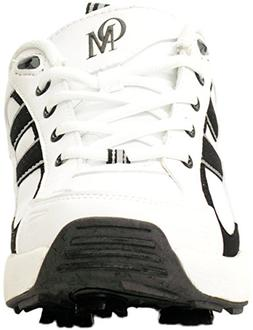 Oregon Mudders Women's WCA300 White/Black Athletic Golf Shoe